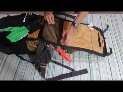 Free Knight 50L Outdoor Backpack Hiking Bag Camping Travel