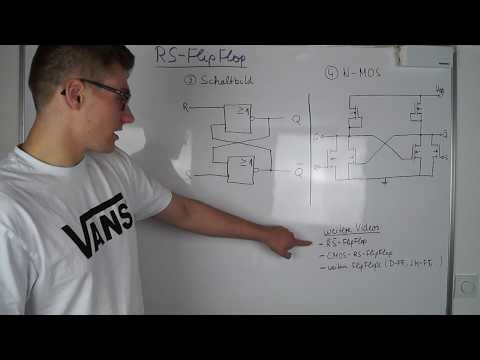 Latches and Flip-Flops 1 - The SR Latch - YouTube
