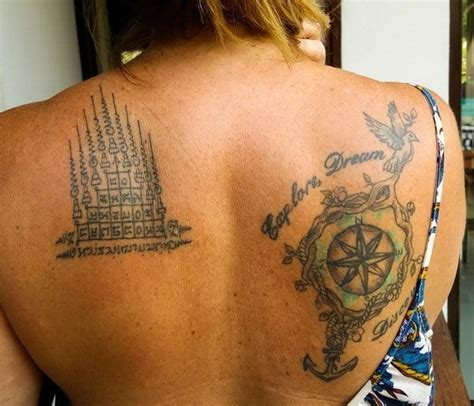 How to Get a Sak Yant Bamboo Tattoo in Thailand - Live