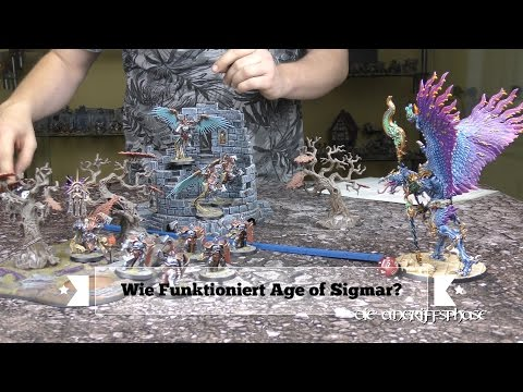 Age of Sigmar | Undead | Vampire Conversion (from