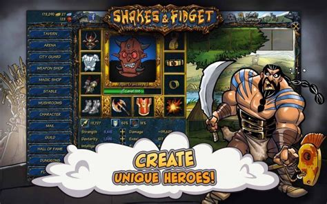 Shakes and Fidget Hack - Free Gold, Mushrooms and