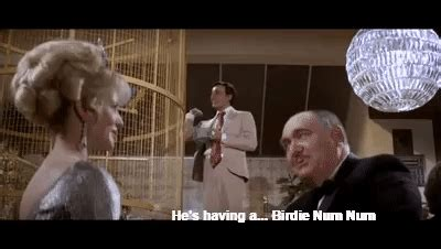 Peter Sellers - The Party - Birdie Num Num Scene on Make a GIF