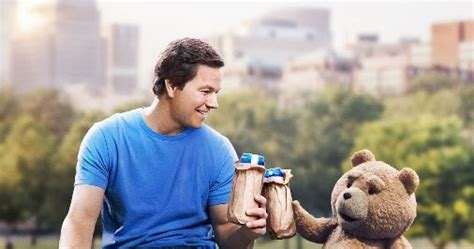 Movie and TV Cast Screencaps: Ted 2 (2015) / Directed by