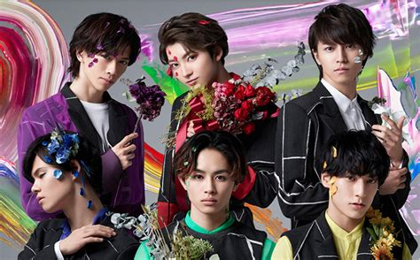 J-pop group Bullet Train are releasing a photobook from