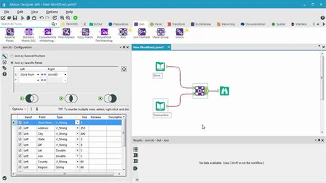 Connecting to a Database with Alteryx Designer - YouTube