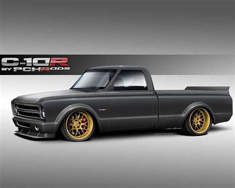 Spectre Performance to Host Debut of 1972 C10-Based C10R