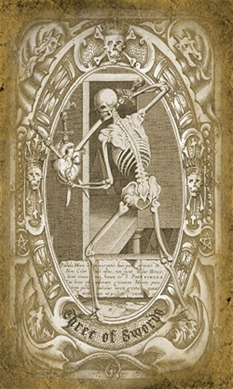 Deck of the Dead Reviews & Images | Aeclectic Tarot
