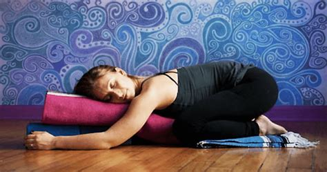 13 Easy Yoga poses for Stress Relief