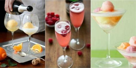 These Tasty Champagne Cocktails Are A Classy Good Time