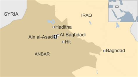 ISIS Militants Burn to Death 45 People in Iraq near air