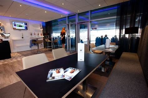 See inside Manchester City's £25k-a-game VIP Platinum