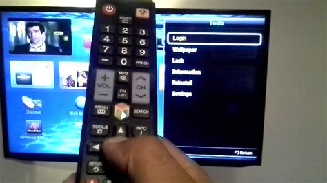 Can't connect to netflix with my samsung smart tv - YouTube