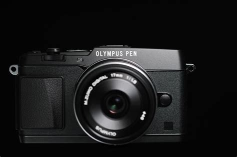 Olympus unveils new PEN Micro Four Thirds flagship, the E