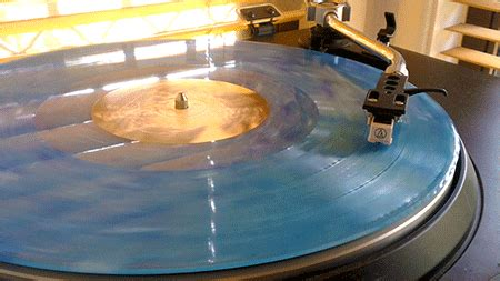 Record Spinning   Gifrific