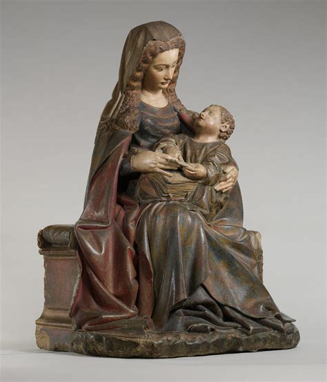 Virgin and Child | Attributed to Claus de Werve | 33
