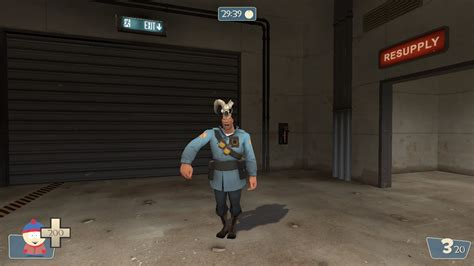 Team Fortress 2 South Park HUD (Team Fortress 2 > GUIs