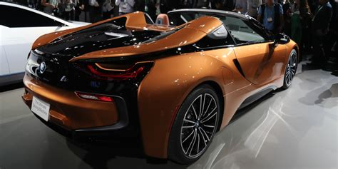 2019 BMW i8 Roadster: This Is It, With Slightly More