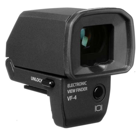 Olympus VF-4 Electronic Viewfinder for Select V329140BU000 B&H