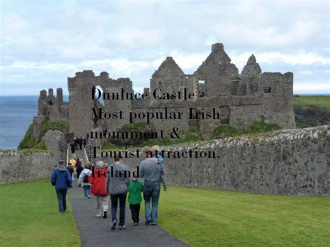 Ireland's Historical Monuments and Tourist Attractions